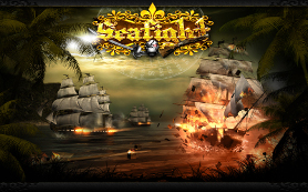 Seafight - Piraten Browserspiel