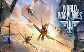 World of Warplanes - Flugzeug Shooter MMO
