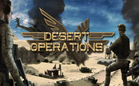 Desert Operations - Kriegs Browserspiel