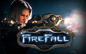 FireFall - Open World Shooter