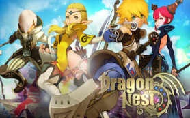 Dragon Nest - Action MMORGP